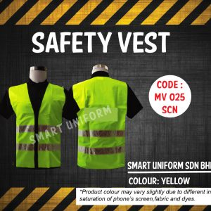 SAFETY VEST MV 025
