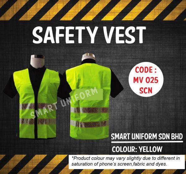 SAFETY VEST MV 025